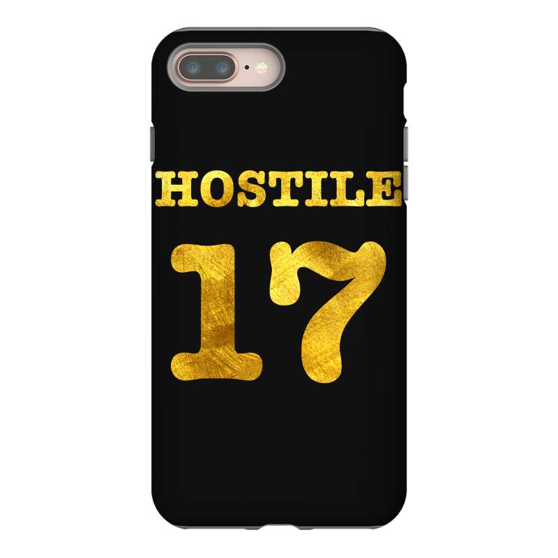 Hostile 17 Iphone 8 Plus Case | Artistshot