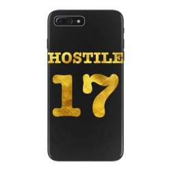 hostile 17 iPhone 7 Plus Case | Artistshot