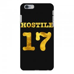 hostile 17 iPhone 6 Plus/6s Plus Case | Artistshot