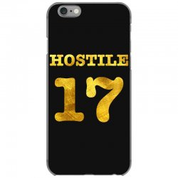hostile 17 iPhone 6/6s Case | Artistshot