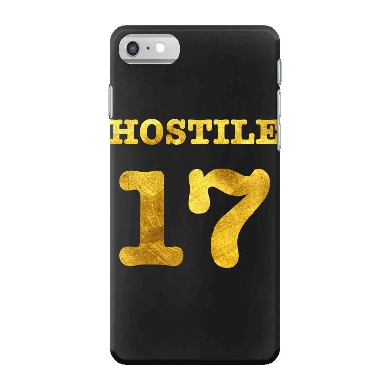 Hostile 17 Iphone 7 Case | Artistshot