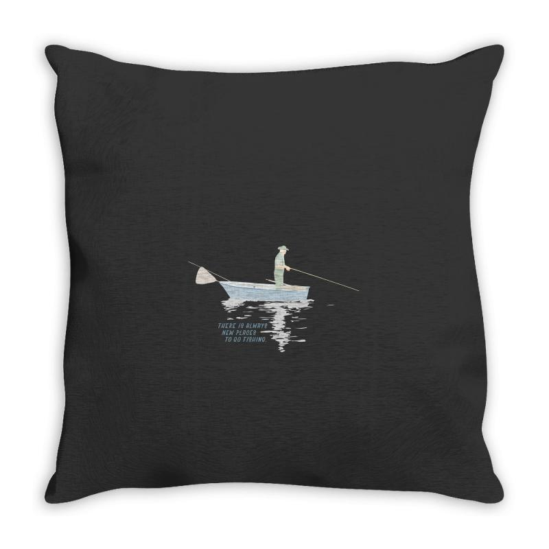 Fisherman Throw Pillow | Artistshot