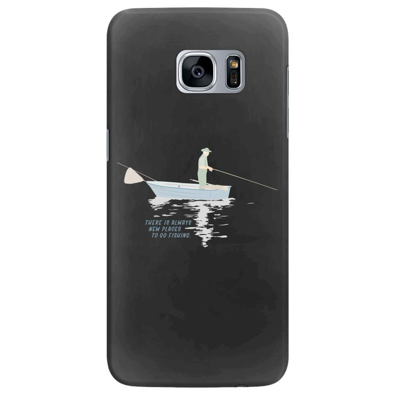 Fisherman Samsung Galaxy S7 Edge Case | Artistshot