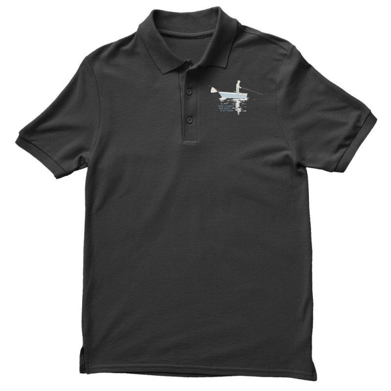 Fisherman Men's Polo Shirt | Artistshot