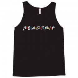 roadtrip friends parody for dark Tank Top | Artistshot