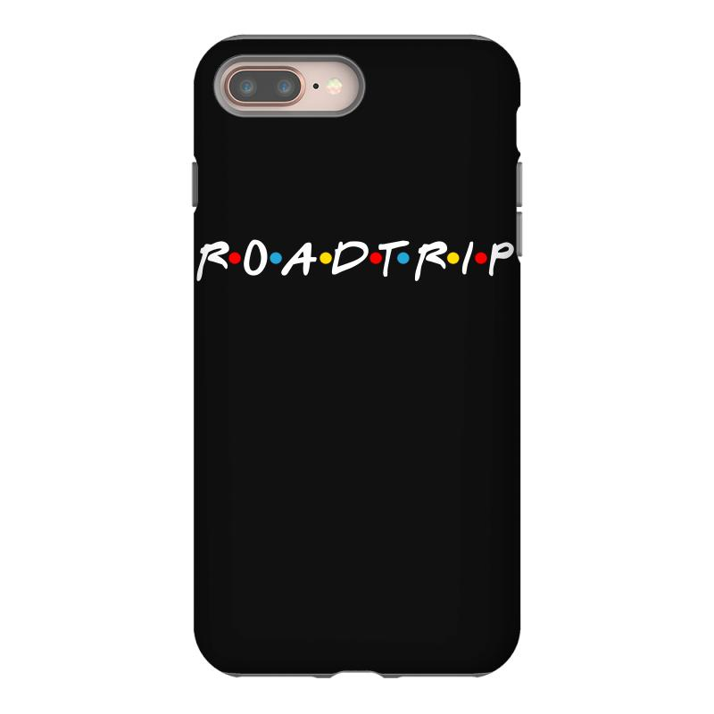 Roadtrip Friends Parody For Dark Iphone 8 Plus Case | Artistshot