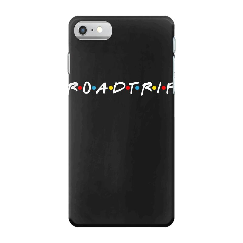 Roadtrip Friends Parody For Dark Iphone 7 Case | Artistshot