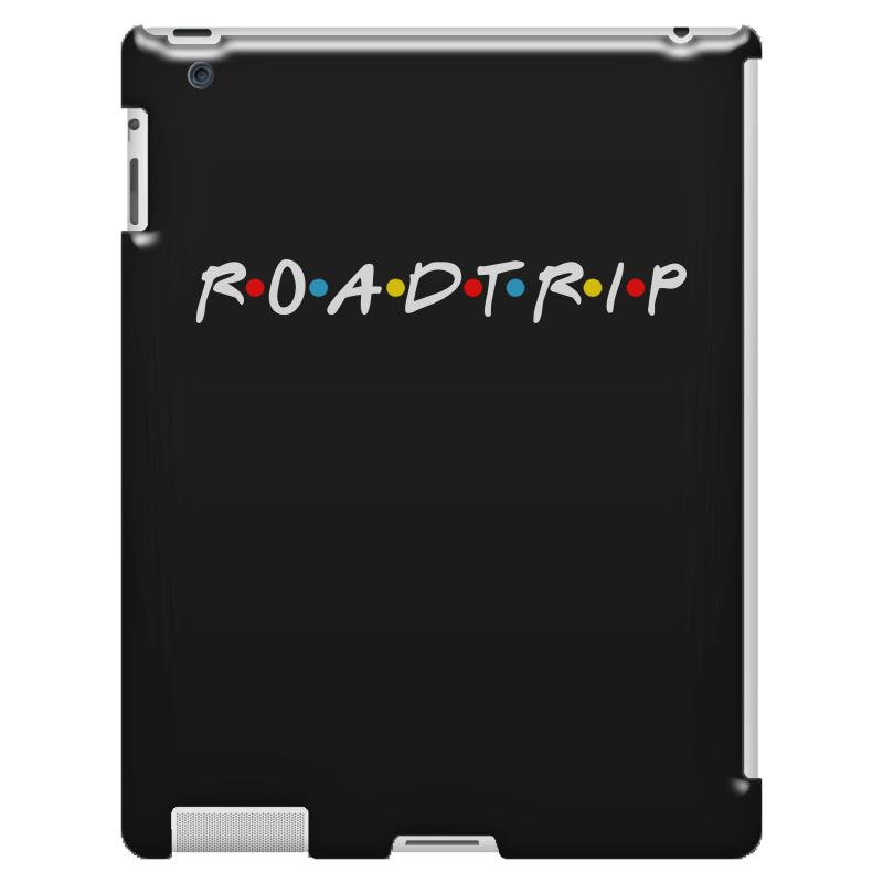 Roadtrip Friends Parody For Dark Ipad 3 And 4 Case | Artistshot