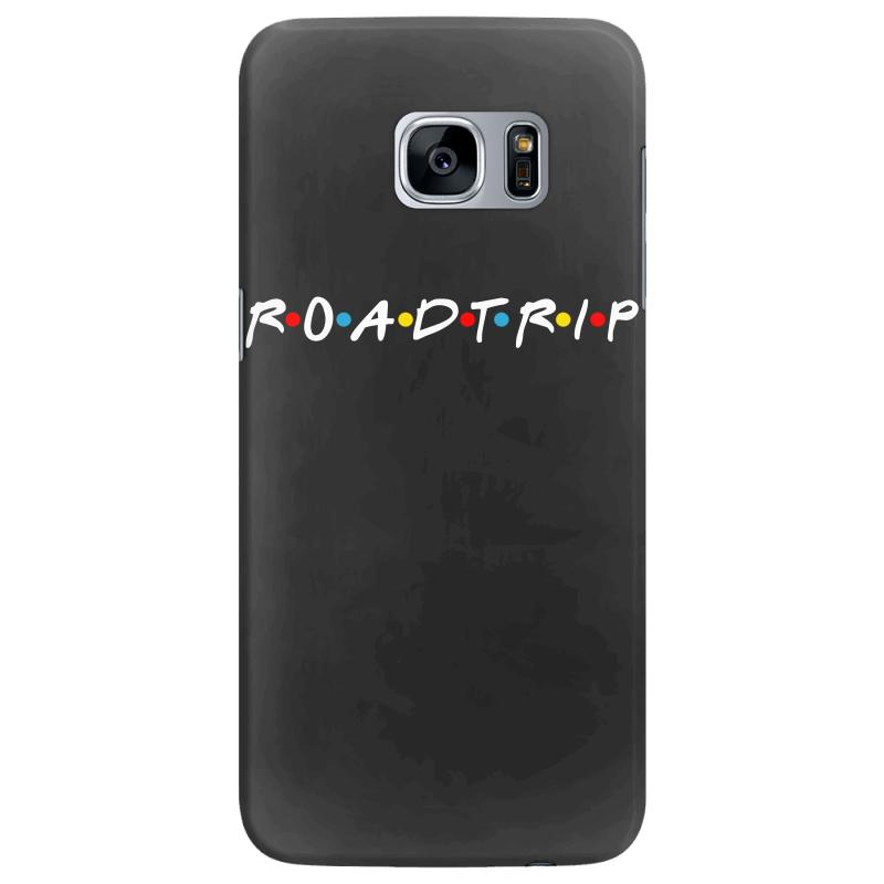 Roadtrip Friends Parody For Dark Samsung Galaxy S7 Edge Case | Artistshot