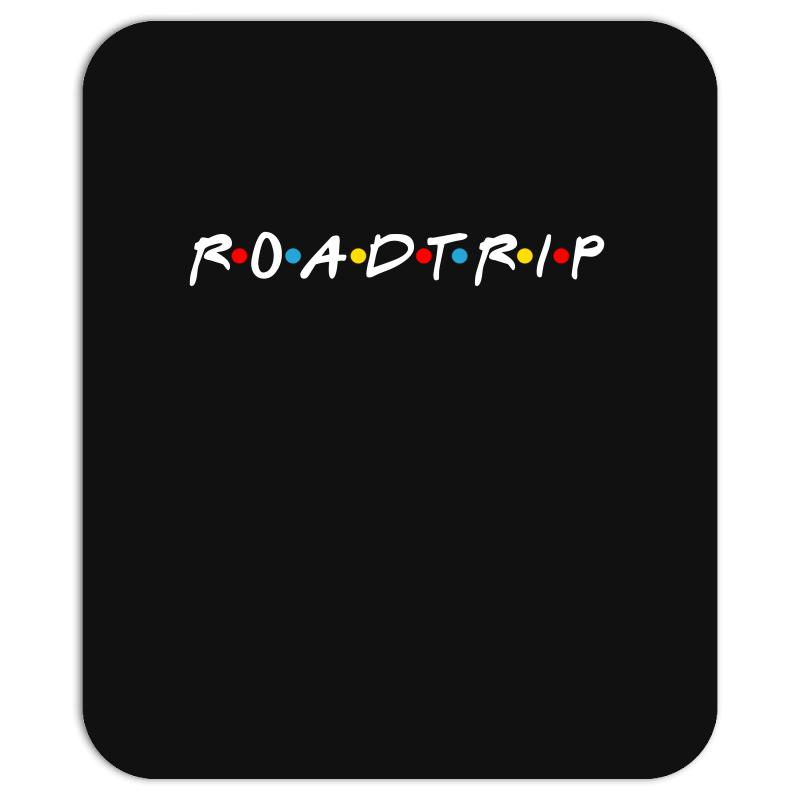 Roadtrip Friends Parody For Dark Mousepad | Artistshot
