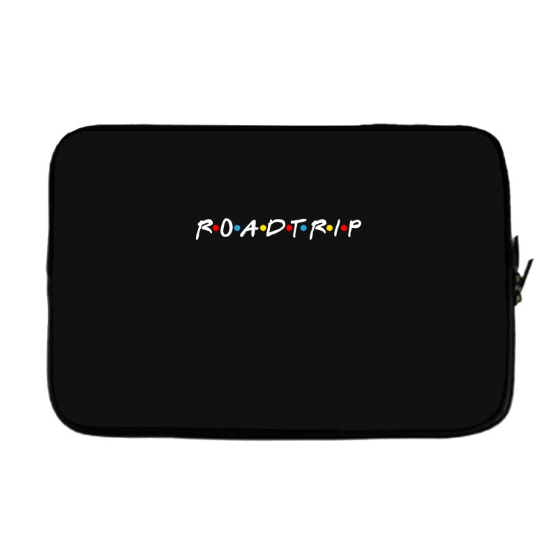 Roadtrip Friends Parody For Dark Laptop Sleeve | Artistshot