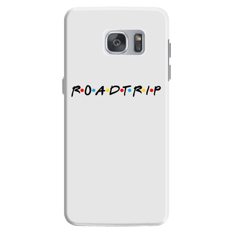 Roadtrip Friends Parody For Light Samsung Galaxy S7 Case | Artistshot
