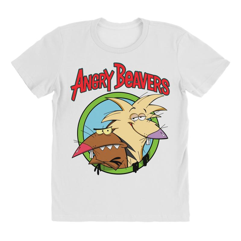 Angry Beavers All Over Women's T-shirt | Artistshot