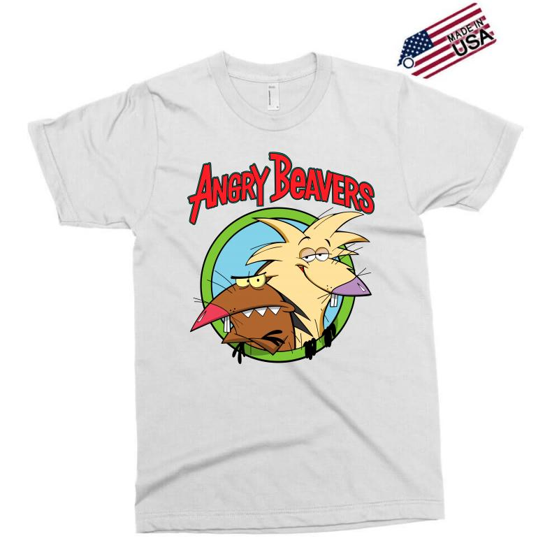 Angry Beavers Exclusive T-shirt | Artistshot