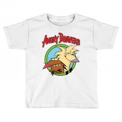 angry beavers Toddler T-shirt | Artistshot