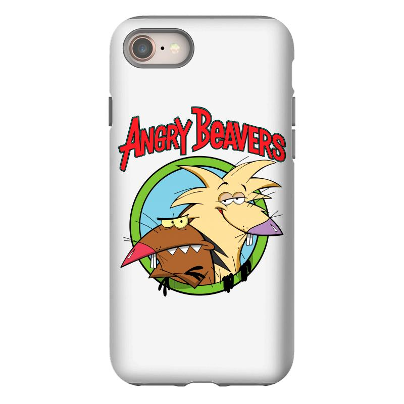 Angry Beavers Iphone 8 Case | Artistshot