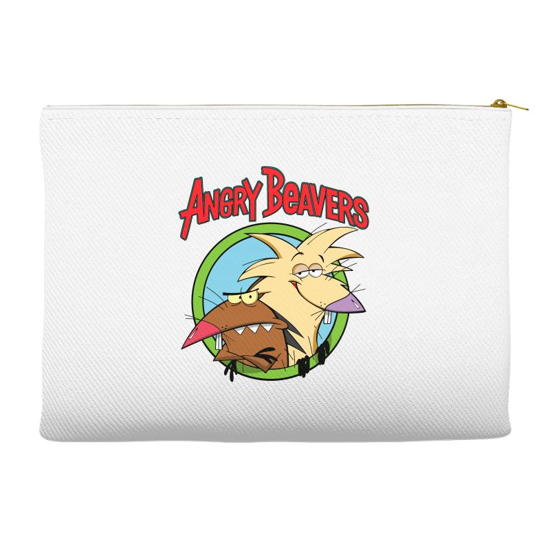 Angry Beavers Accessory Pouches | Artistshot