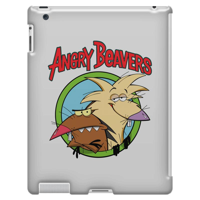Angry Beavers Ipad 3 And 4 Case | Artistshot