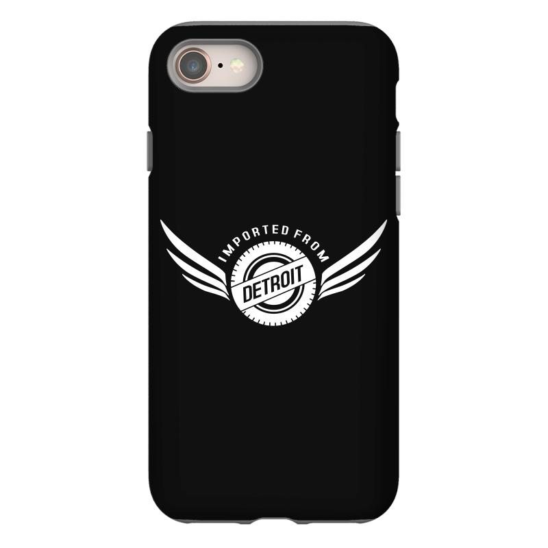 Imported From Detroit Chrysler Iphone 8 Case | Artistshot