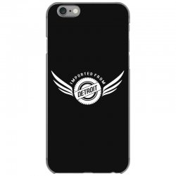 imported from detroit chrysler iPhone 6/6s Case | Artistshot