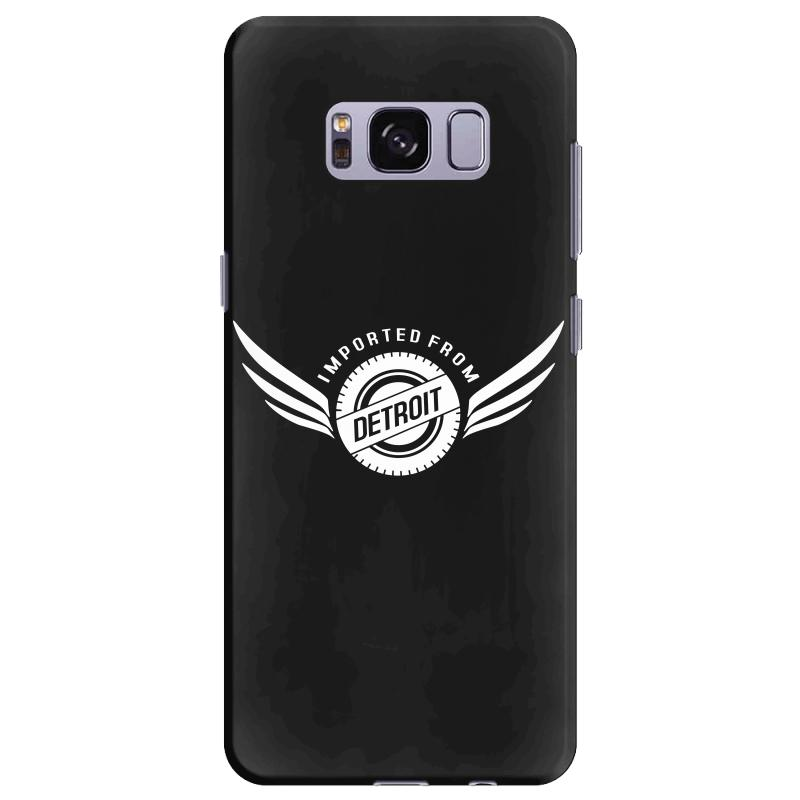 Imported From Detroit Chrysler Samsung Galaxy S8 Plus Case | Artistshot