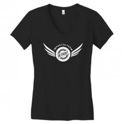 imported from detroit chrysler Women's V-Neck T-Shirt | Artistshot