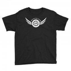 imported from detroit chrysler Youth Tee | Artistshot