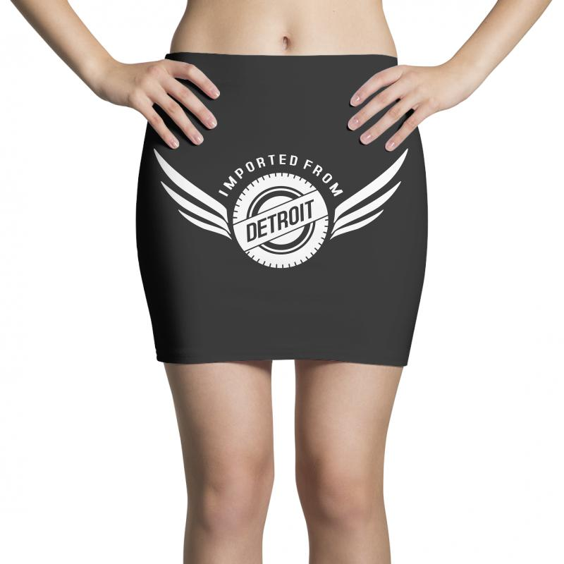 Imported From Detroit Chrysler Mini Skirts | Artistshot