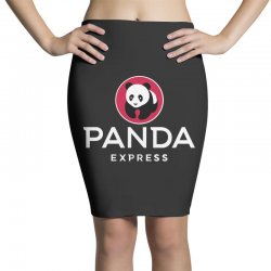 panda express Pencil Skirts | Artistshot