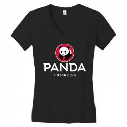 panda express Women's V-Neck T-Shirt | Artistshot