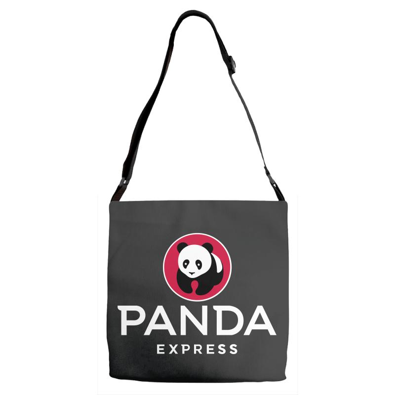 Panda Express Adjustable Strap Totes | Artistshot