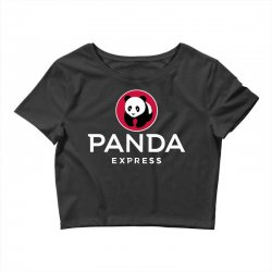 panda express Crop Top | Artistshot