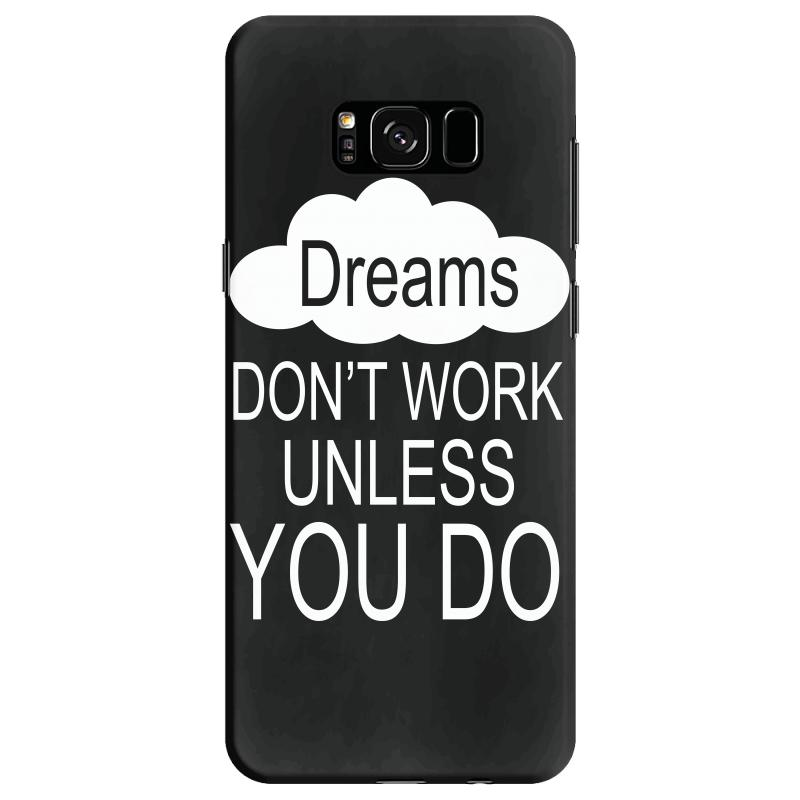 Don't Work Unless You Do Samsung Galaxy S8 Case | Artistshot