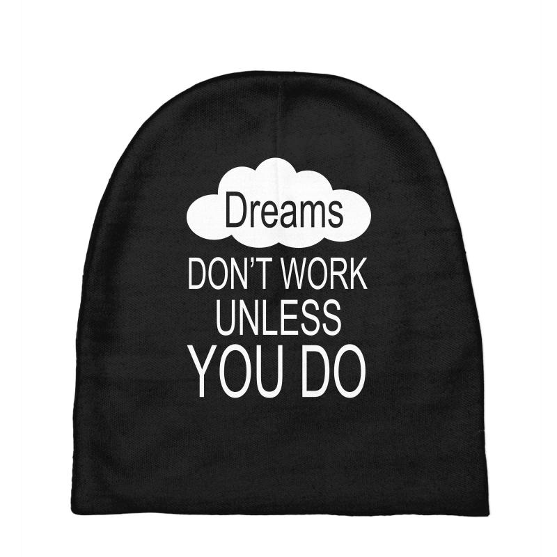 Don't Work Unless You Do Baby Beanies | Artistshot