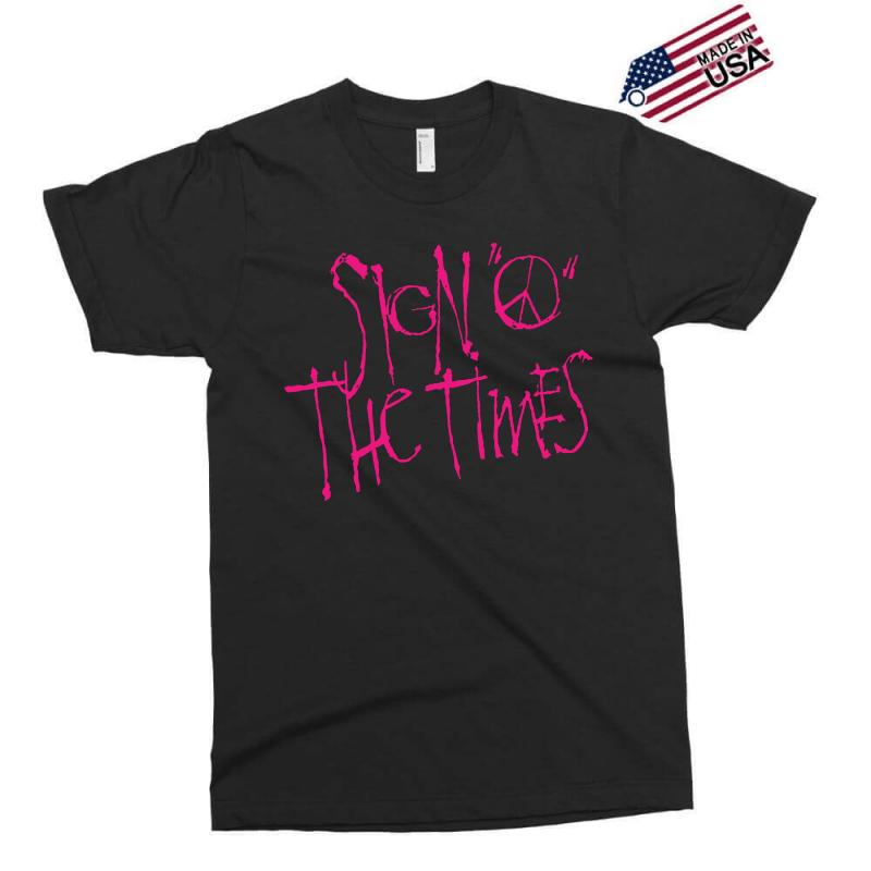 Sign O The Times Exclusive T-shirt | Artistshot