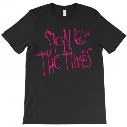 sign o the times T-Shirt | Artistshot