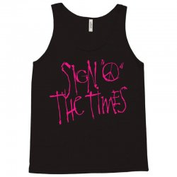 sign o the times Tank Top | Artistshot