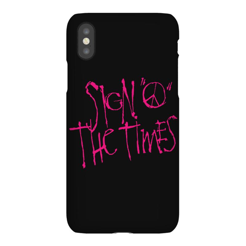 Sign O The Times Iphonex Case | Artistshot