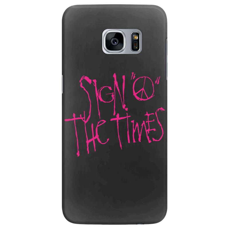 Sign O The Times Samsung Galaxy S7 Edge Case | Artistshot
