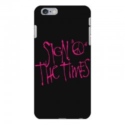 sign o the times iPhone 6 Plus/6s Plus Case | Artistshot