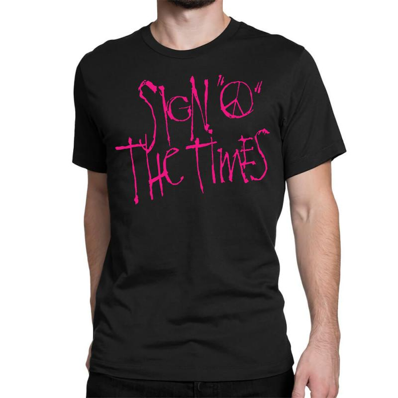 Sign O The Times Classic T-shirt | Artistshot