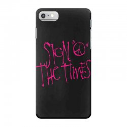 sign o the times iPhone 7 Case | Artistshot