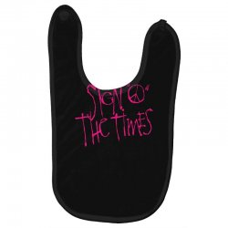 sign o the times Baby Bibs | Artistshot