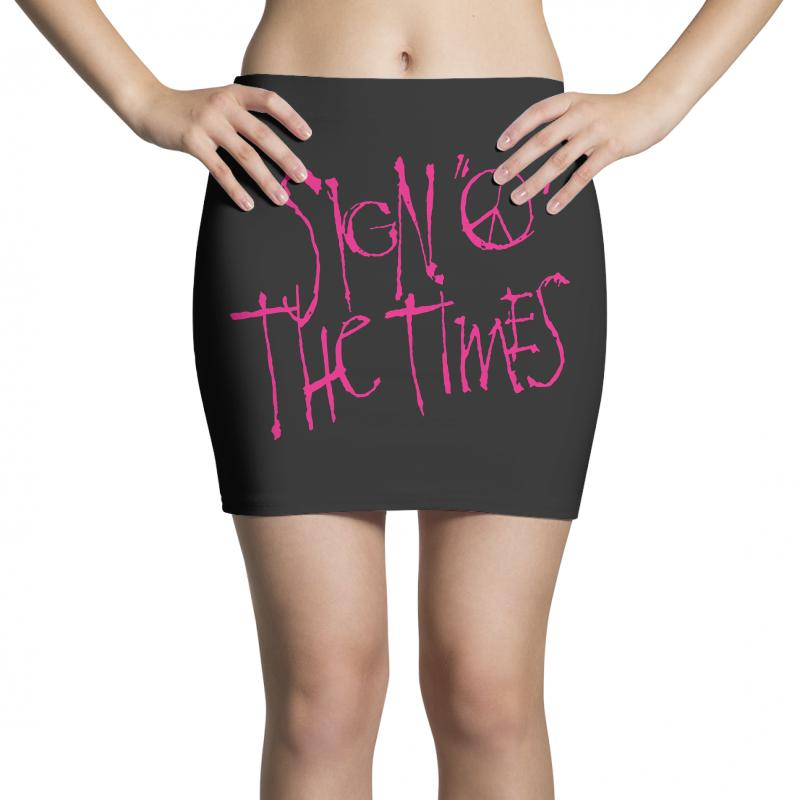 Sign O The Times Mini Skirts | Artistshot