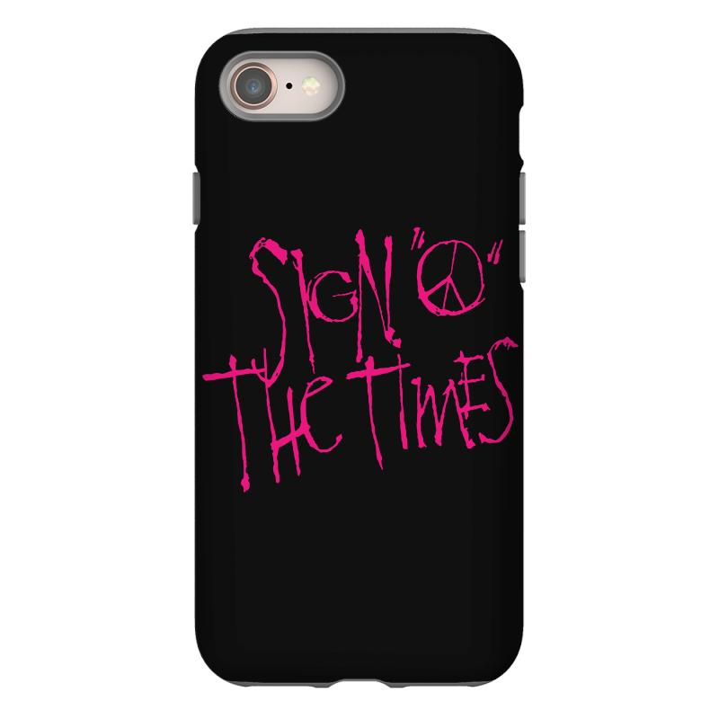 Sign O The Times Iphone 8 Case | Artistshot
