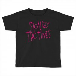sign o the times Toddler T-shirt | Artistshot