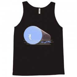surfing boy abstract Tank Top | Artistshot