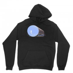 surfing boy abstract Unisex Hoodie | Artistshot