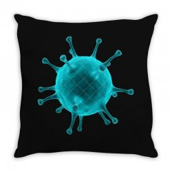 influenza Throw Pillow | Artistshot