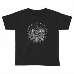 land of living skies Toddler T-shirt | Artistshot
